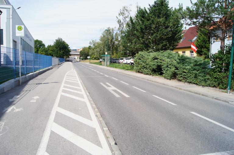 König und Bauer-Straße in Maria Enzersdorf